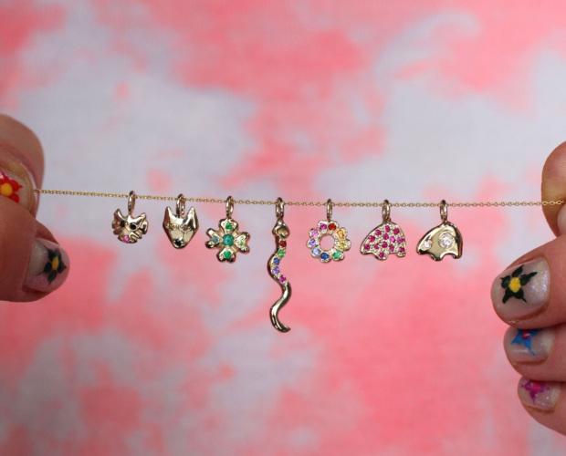 New Charm Jewelry
